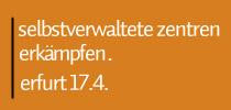 14.7. bhaus-demo erfurt